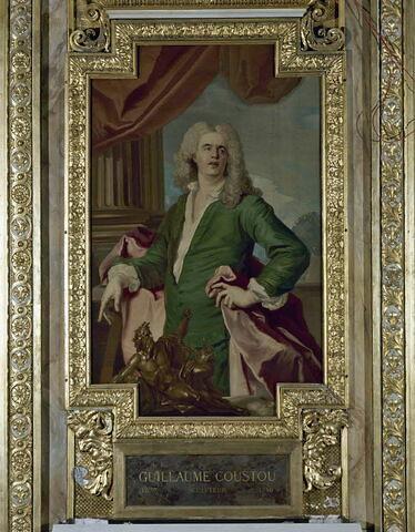 Guillaume Coustou, sculpteur, 1677-1746