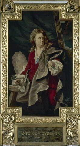 Antoine Coyzevox, sculpteur, 1640-1720