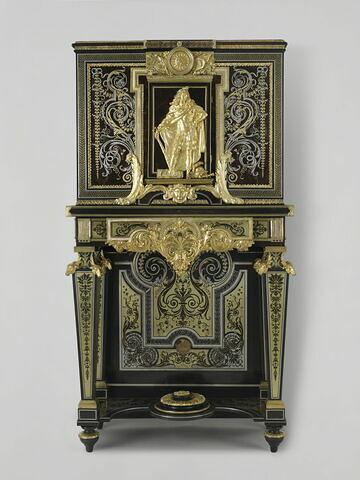 Cabinet sur piètement, d'une paire (avec le OA 5469)