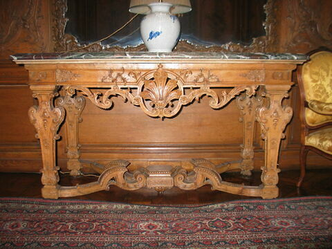 Console d'applique.