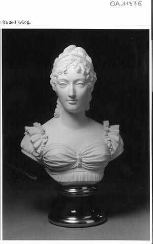 Buste de la duchesse d'Angoulême