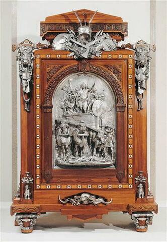 Médailler : Le Triomphe de Mérovée