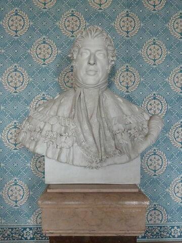 Buste de Charles X, roi de France
