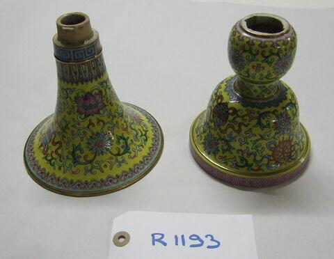 Vase en forme de cornet de type Gu