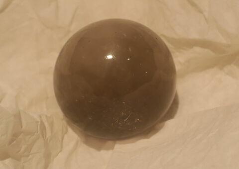 Boule de cristal de roche, d'une série de quatre (R 1378 à R 1381)