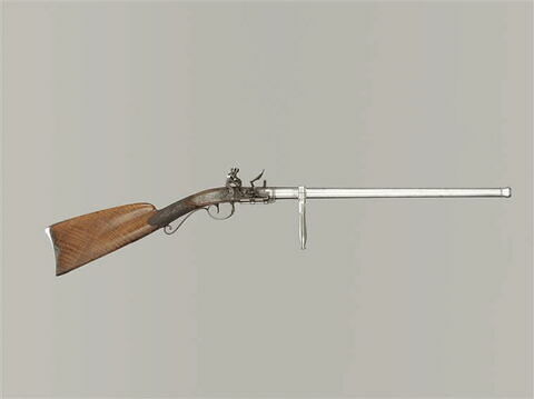 Carabine à silex de Napoléon Bonaparte Premier consul
