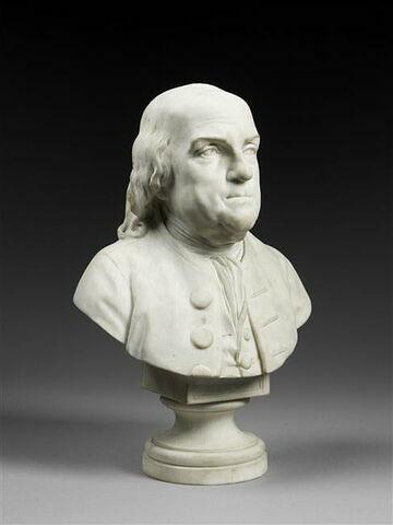 Buste de Franklin.