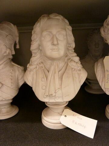Buste de Newton.