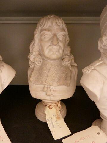 Buste de Descartes.