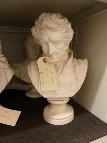 Buste de Cuvier.