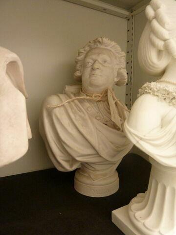 Buste de Mirabeau.