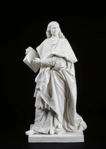 Statuette : Bossuet debout.