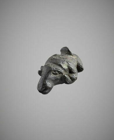 Statuette : Tête de bélier