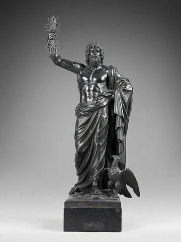 Statuette : Jupiter