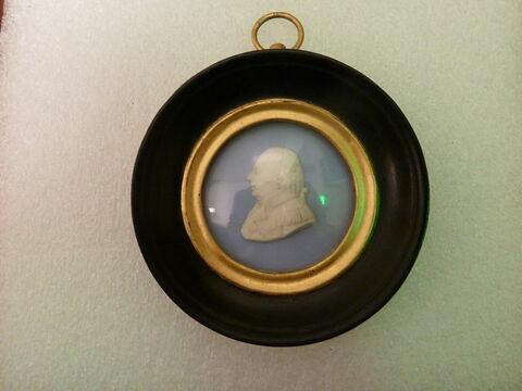Découpure : Louis XVIII.