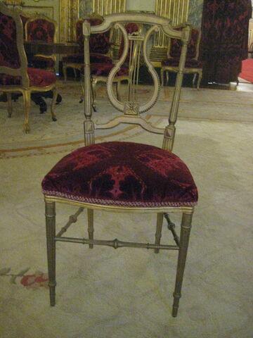 Chaise légère.