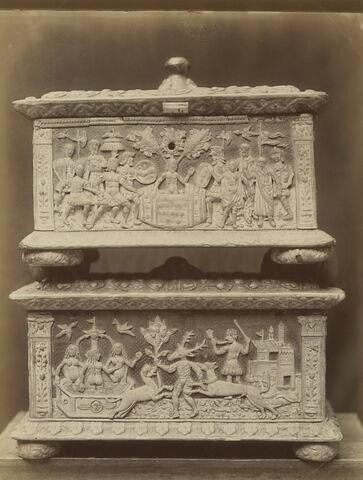 © Musée du Louvre / Objets d'art du Moyen Age, de la Renaissance et des temps modernes