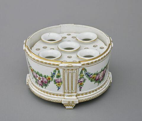 Caisse à fleurs, d'une paire (TH 1345)