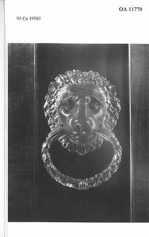 © 1995 RMN-Grand Palais (musée du Louvre) / Photographe inconnu