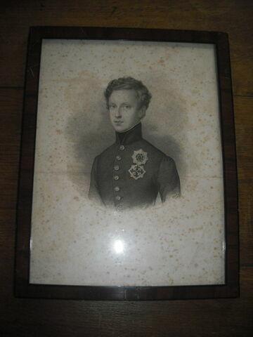 Portrait du duc de Reichstadt en capitaine du régiment des chasseurs tyroliens de l'Empereur