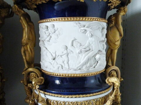 détail © 2016 Musée du Louvre / Objets d'art du Moyen Age, de la Renaissance et des temps modernes
