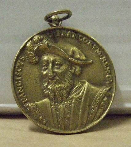 Médaille : François Ier