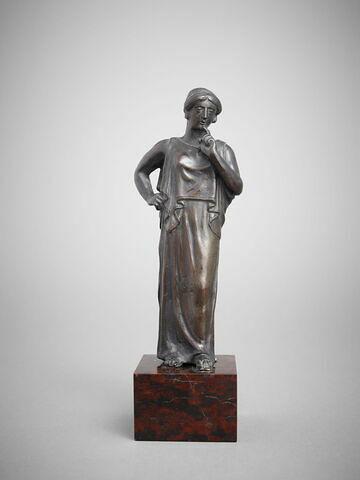 Statuette : Angérone, déesse du silence