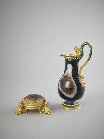 © 2019 Musée du Louvre / Objets d'art du Moyen Age, de la Renaissance et des temps modernes
