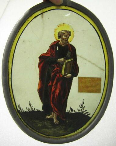 Vitrail : saint Pierre