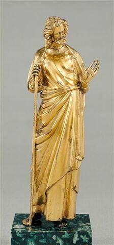 Statuette d'applique : Apôtre