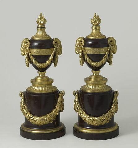 Vase, d'une paire (avec OA 11381)