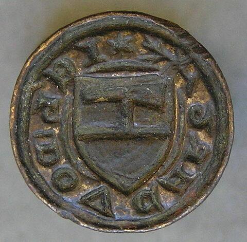 Matrice de sceau : Jean Doucart