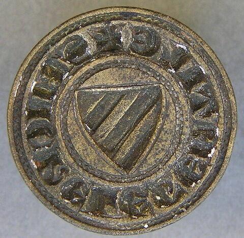 Matrice de sceau : Michele Gentile