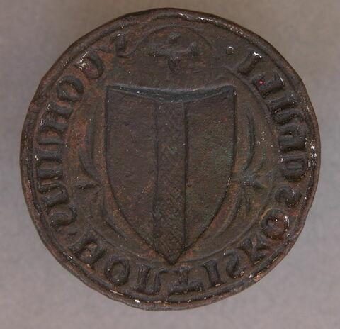 Matrice de sceau : Commune de Montefoscoli.