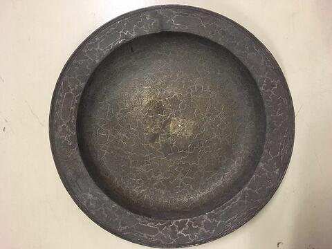 Plateau de cuivre