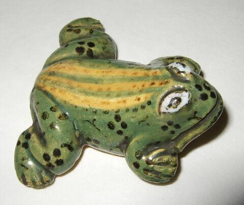 Statuette : grenouille