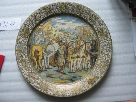 © 2011 Musée du Louvre / Objets d'art du Moyen Age, de la Renaissance et des temps modernes
