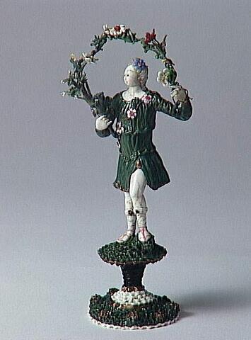 Statuette : Le Printemps