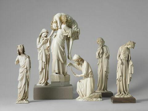 face, recto, avers, avant ; vue d'ensemble © 2012 Musée du Louvre / Martine Beck-Coppola