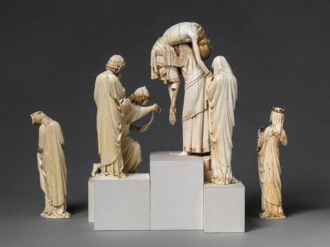 vue d'ensemble ; dos, verso, revers, arrière © 2013 Musée du Louvre / Philippe Fuzeau