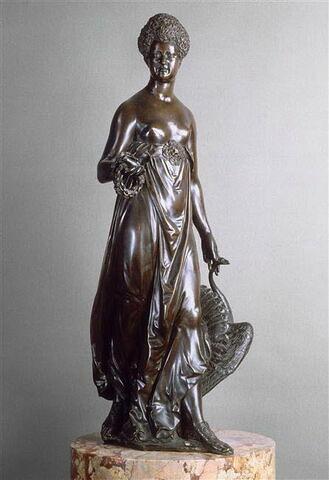 Statuette : Marie de Médicis en Junon