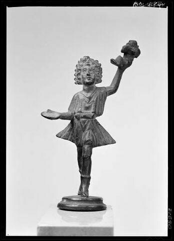 Statuette : dieu Lare