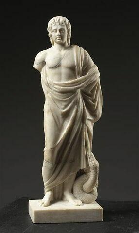 Statuette : Esculape