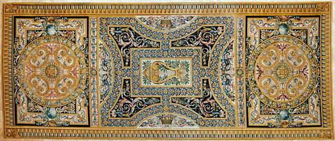 Tapis de la galerie d'Apollon