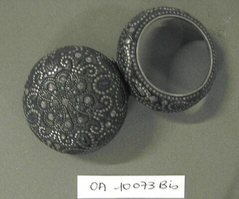 Etui de protection en cuir de la montre OA 10073