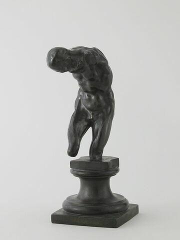 Statuette : dieu fleuve