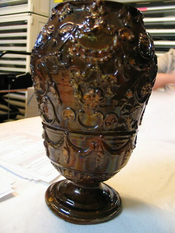 Vase à balustre