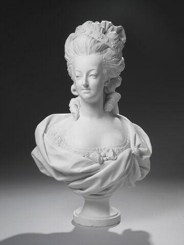 Buste de Marie-Antoinette Manufacture de Sèvres