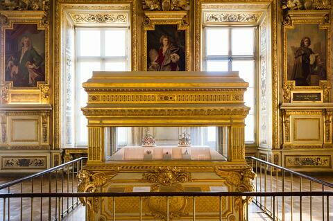© 2013 Musée du Louvre / Olivier Ouadah