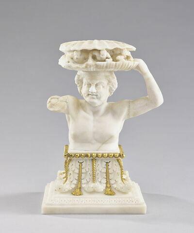 Statuette : Triton
